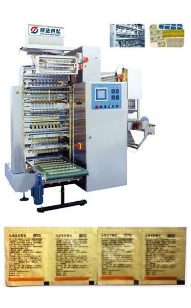 DXDK10D自动多列颗粒包装机