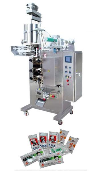 DXDB40J(高速)自动酱类包装机