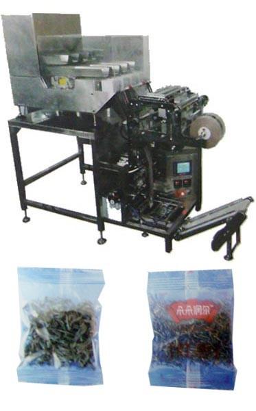 DXDK300称重式茶叶包装机
